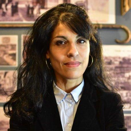 portrait de Fatima Ouassak