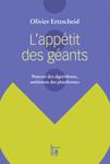 couverture de L'Appétit des géants