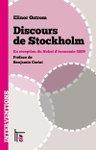 couverture de Discours de Stockholm