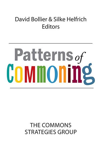couverture du livre Patterns of commoning