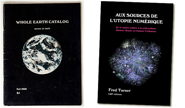 clin d'oeil au Whole Earth Catalog